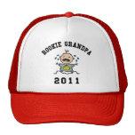 2011 abuelos novatos gorra
