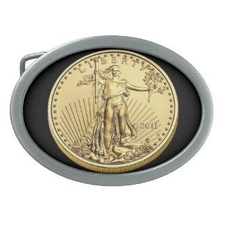2011 American Eagle Belt Buckle