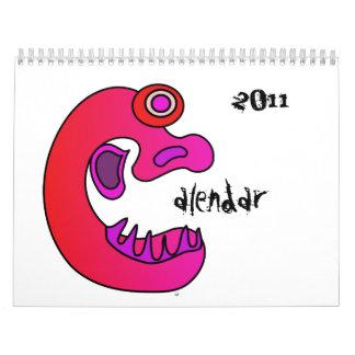 2011 Anjo Lafin Calendar