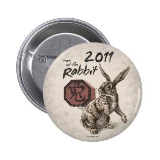 2011: Año del botón del conejo