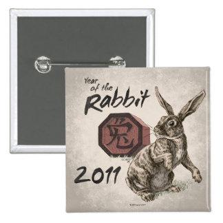 2011: Año del botón del cuadrado del conejo