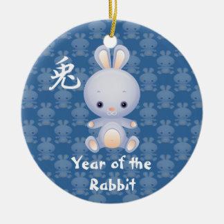 2011 Años Nuevos del ornamento del conejo Adorno De Reyes