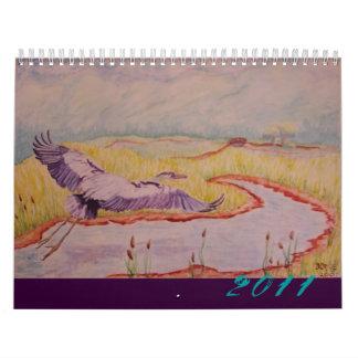 2011 Art Calendar