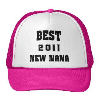 2011 Best New Nana Gift Trucker Hat