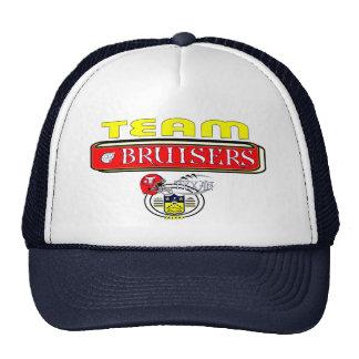 2011 Bruisers Sideline Truckers Hat