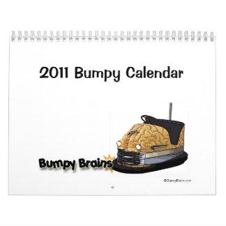 2011 Bumpy Calendar