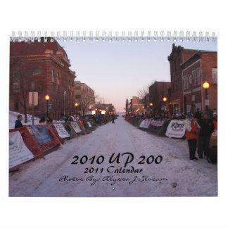 2011 Calendar (2010 UP 200)