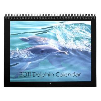 2011 Calendar Dolphin Photography
