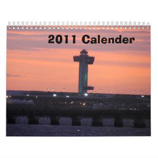 2011 Calendar Of Everyday life.