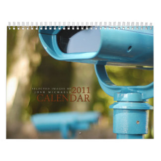 2011 Calendar-Selected Images by Josh Michaels