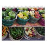2011 Calendar - Veggies and Fruit