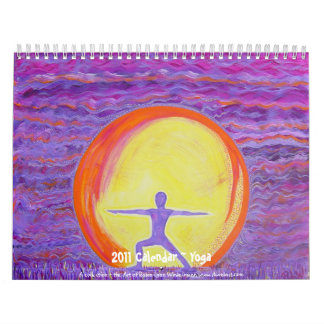 2011 Calendar ~ Yoga