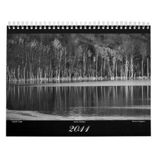 2011 Calendario-Fotografías (talla media) Calendario De Pared