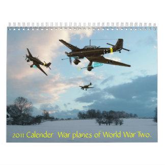 2011 Calender  War planes of World ... Calendar