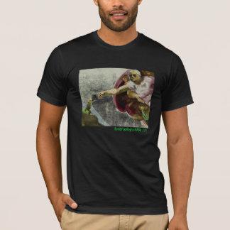 2011 camiseta del granuja de la embriología MBL -