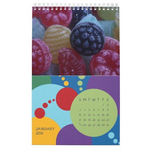 2011 Candy Calendar