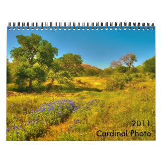 2011 Cardinal Photo Calendar