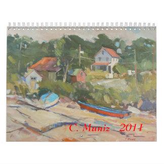 2011 Carleen Muniz Calendar