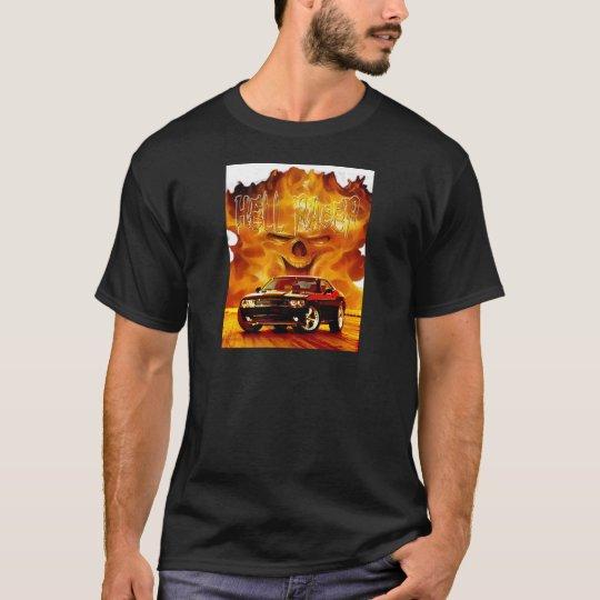2011 Challenger Hell Racer T-Shirt