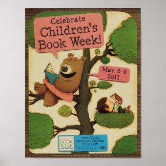 2011 Children's Book Week Poster