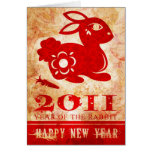 2011 Chinese New Year of the Rabbit Cards