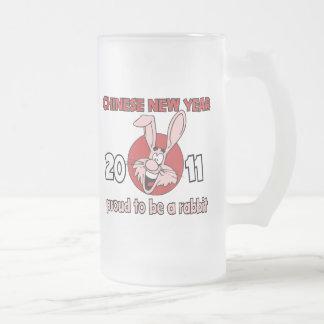 2011 Chinese New Year of The Rabbit Mugs