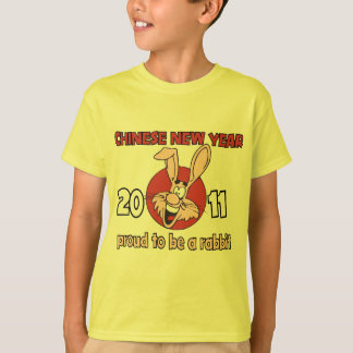 2011 Chinese New Year of The Rabbit T-Shirt