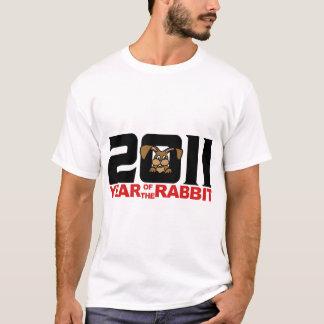 2011 Chinese Year of The Rabbit T-Shirt