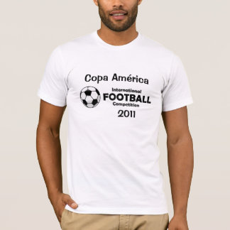 2011 Copa América Shirt