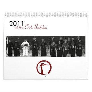 2011 Cork Budokai Calendar