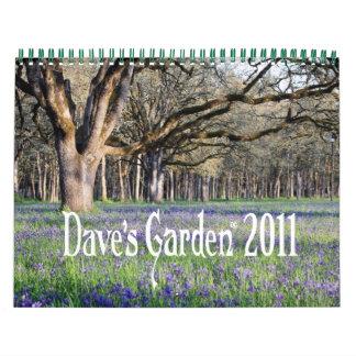 2011 DavesGarden.com Calendar
