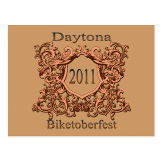 2011 Daytona Biketoberfest Postcard