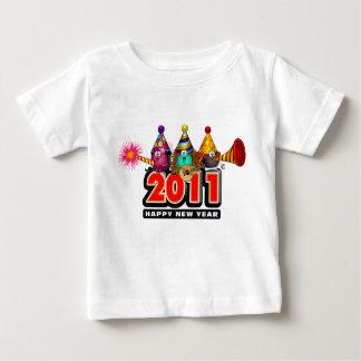 2011 - Diseño del Año Nuevo Polera