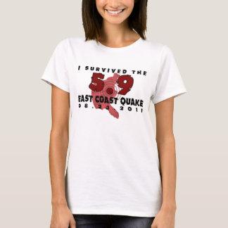 2011 East Coast Quake T-Shirt