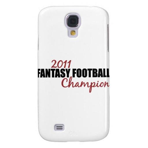 2011 Fantasy Football Champion Samsung Galaxy S4 Covers