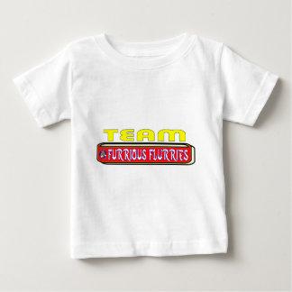 2011 Frost Furrious Flurries TEAM Baby T-Shirt