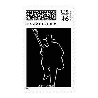 "2011 ""Funk Around The World"" Tour Stamp"