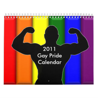 2011 Gay Pride Calendar