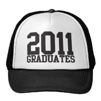 ¡2011 graduados en fuente enrrollada del bloque! gorro