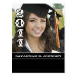 2011  Graduation Photo Invitations Post Card
