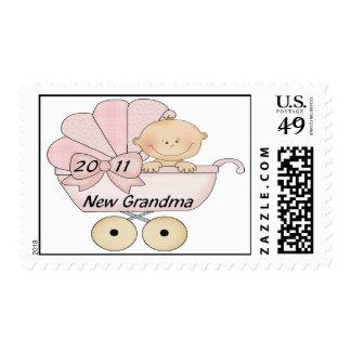 2011 Grandma Postage Stamps