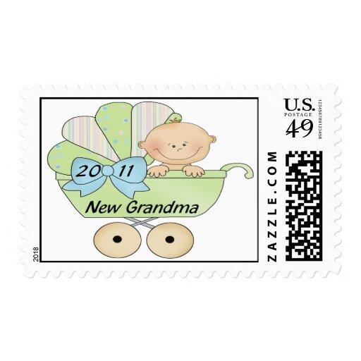 2011 Grandma Stamps