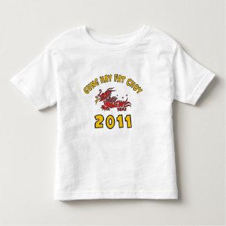 2011 Gung Hay Fat Choy T-Shirt