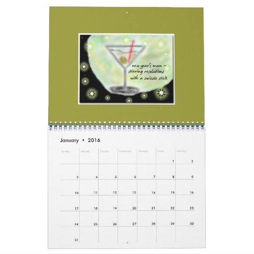 2011 Haiku Art Calendar
