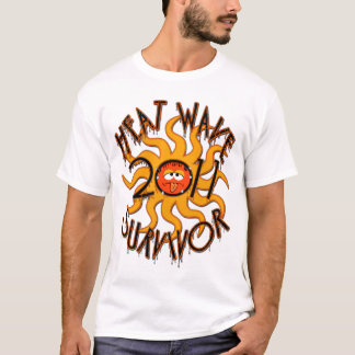 2011 Heat Wave Survivor T-Shirt