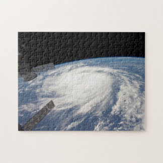 2011 Hurricane Katia From Space Jigsaw Puzzle