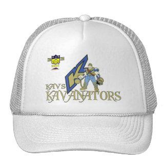 2011 Kav's Kavanators sideline hat