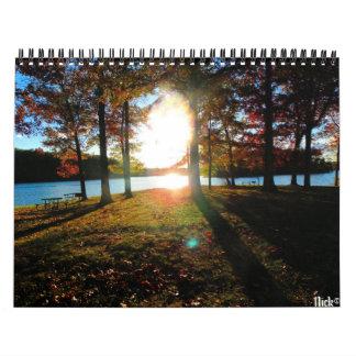 2011 Kensington Metro Park Michigan Calender Calendar