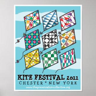 2011 Kite Festival Poster