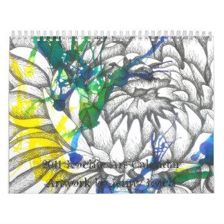 2011 Kochie Art Calendar Artwork by Jenn...